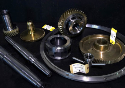 MISC GEARS & PARTS